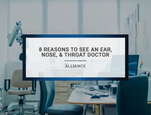 8 Reasons to See an Ear, Nose, and Throat Doctor